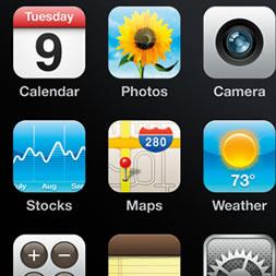 Aplicaciones smarthphones